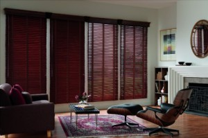 Wood Blinds Maui